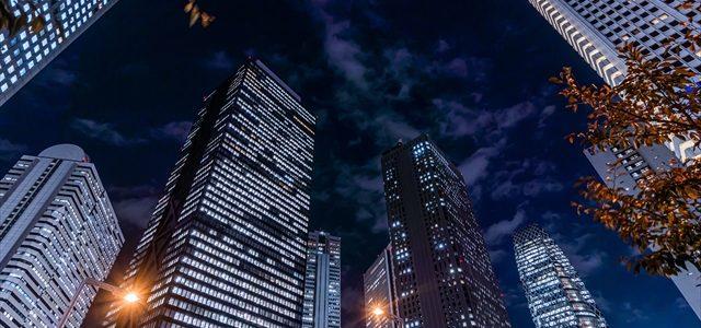 東新宿・歌舞伎町エリアの空き地はアパ独占!